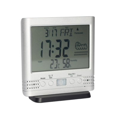 LawMate PV-TM10FHD Spy Camera Clock