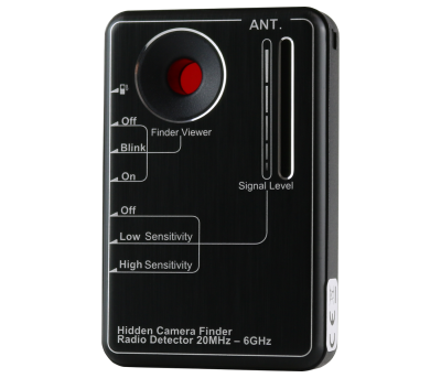 LawMate RD10 Hidden Camera Detector
